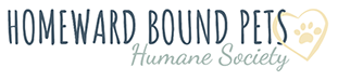 Homeward Bound Pets Humane Society Logo